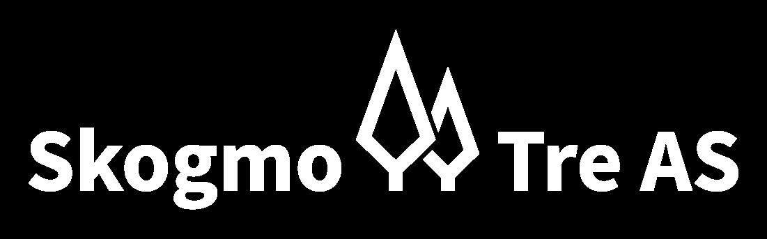 Standard logo - hvit